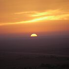 Sunrise over Palmyra by embrumby