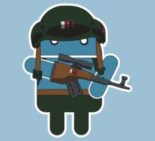 Rogue Trooper - 2000 A[ndroi]D (No Text) Baby Tee