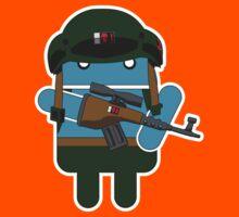 Rogue Trooper - 2000 A[ndroi]D (No Text) Kids Clothes