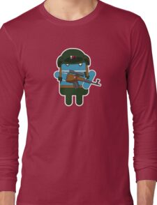 Rogue Trooper - 2000 A[ndroi]D (No Text) Long Sleeve T-Shirt