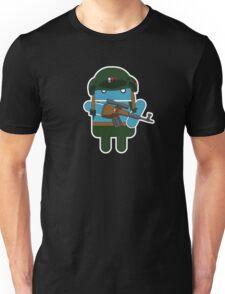 Rogue Trooper - 2000 A[ndroi]D (No Text) Unisex T-Shirt