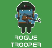 Rogue Trooper - 2000 A[ndroi]D Baby Tee