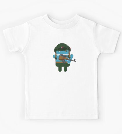 Rogue Trooper - 2000 A[ndroi]D Kids Tee