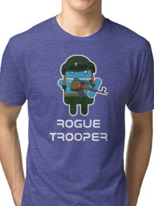 Rogue Trooper - 2000 A[ndroi]D Tri-blend T-Shirt