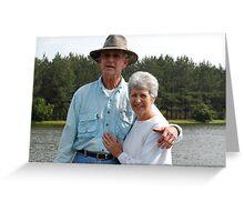 Rewards of growing older... Greeting Card