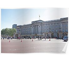 Buckingham Palace London Poster