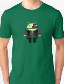 2 of 9 DroidBorg Unisex T-Shirt