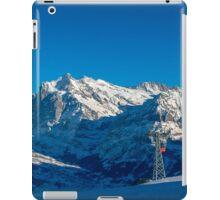 Faulhorn Winter Scene iPad Case/Skin