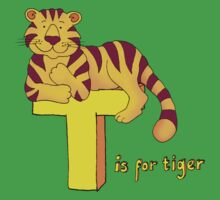 T is for Tiger Kids Clothes