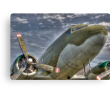 DC-3 Dakota Canvas Print