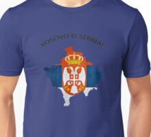 Kosovo Is Serbia (English) Unisex T-Shirt