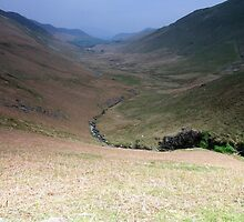 Newlands Valley by Paul  Green
