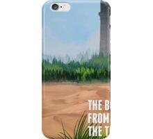 The Boy From The Tree (Full)  iPhone Case/Skin
