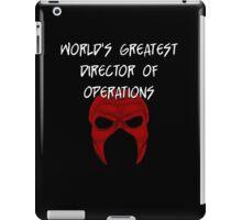 World's Greatest iPad Case/Skin