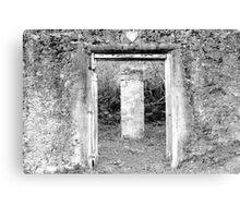 Remains Canvas Print