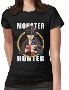 Hunter's Life (Jaztin Custom) Womens Fitted T-Shirt