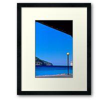Hellenic dream Framed Print