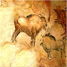 Bison of Altamira by mindprintz