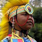 Young Warrior-Heritage Pride by heatherfriedman