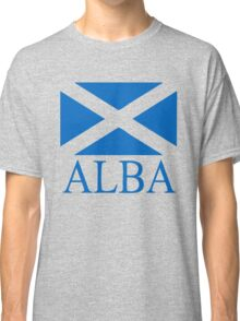 Alba (Scotland) Classic T-Shirt