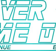 Never Be Game Over - Continue? by MTMBrother