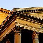 Roman Pantheon by Rae Tucker