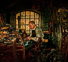 The Old Craftsman by Tarrby