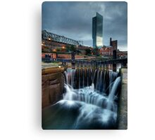 Little and Large Canvas Print