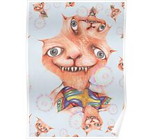 The Cheshire Cat 1 Poster