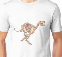 Borzoi Skelie Unisex T-Shirt