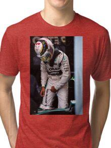 Lewis Hamilton Tri-blend T-Shirt