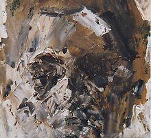 Self Portrait 12 (1996) by Josh Bowe