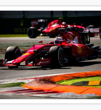 Ferrari formula 1 Sticker