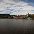 Prague - along the Vltava by Stefan Trenker