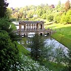 Palladian Bridge, Prior Park by hootonles