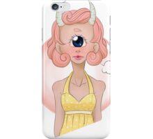 Bubblegum Cyclops iPhone Case/Skin