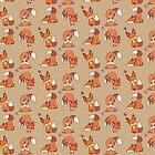 Tumble the Fox by ZowieBlaze