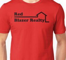 Red Blazer Realty Unisex T-Shirt