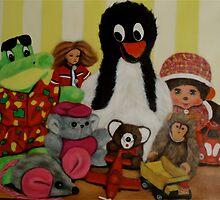 """""""Toys"""" by Gabriella Nilsson"""