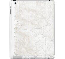 USGS Topo Map Oregon Virtue Flat 20110831 TM iPad Case/Skin