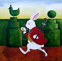 I'm Late by Anni Morris
