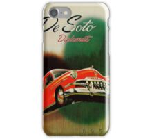 De Soto Diplomat iPhone Case/Skin