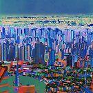 "A World Away: Shanghai Night by Christine ""Xine"" Segalas"