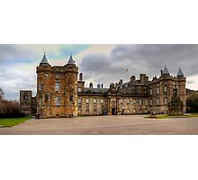 Holyroodhouse Photographic Print