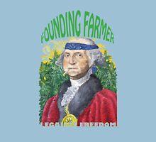 Founding Farmer Marijuana George Washington Legalize Freedom Unisex T-Shirt