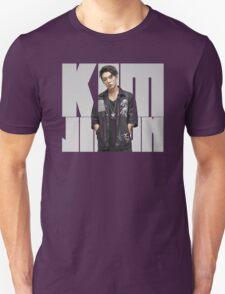 iKON Bobby 'Kim Jiwon' Typography T-Shirt