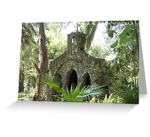Hidden Grotto Greeting Card