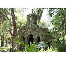 Hidden Grotto Photographic Print