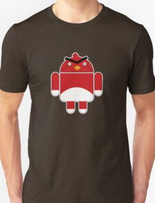 Droidbird (red bird) T-Shirt