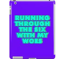 WithMyWoes (Outline) iPad Case/Skin
